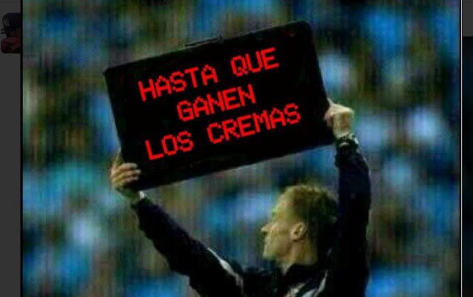Los guatemaltecos y su creatividad contaron el juego. (Foto: Twitter/@TekunVive)