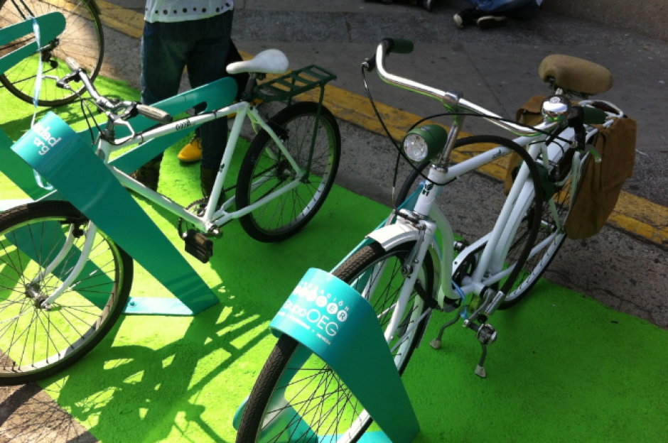 Los ciclistas tendrán un nuevo lugar para aparcar. (Foto: Facebook/Biciudad)