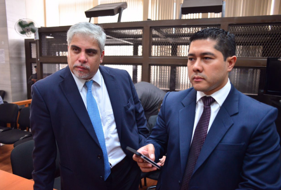 Frank Trujillo fue ligado a proceso por los delitos de asociación ilícita, cohecho activo y colusión. (Foto: Jesús Alfonso/Soy502)