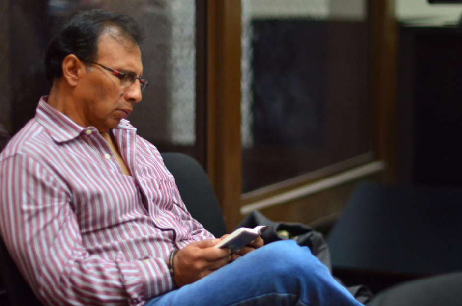 El juez también justificó la prisión preventiva dictada a Giovanni Marroquín Navas. (Foto: Jesús Alfonso/Soy502)
