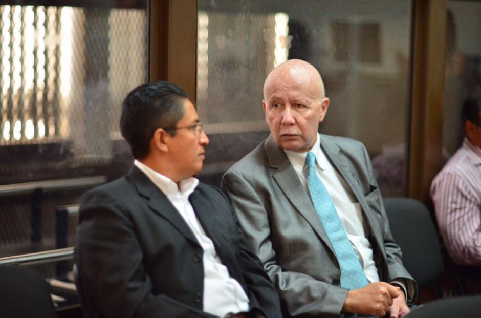 El Juzgado también ratificó la prisión preventiva dictada a Elder Fuentes. (Foto: Jesús Alfonso/Soy502)