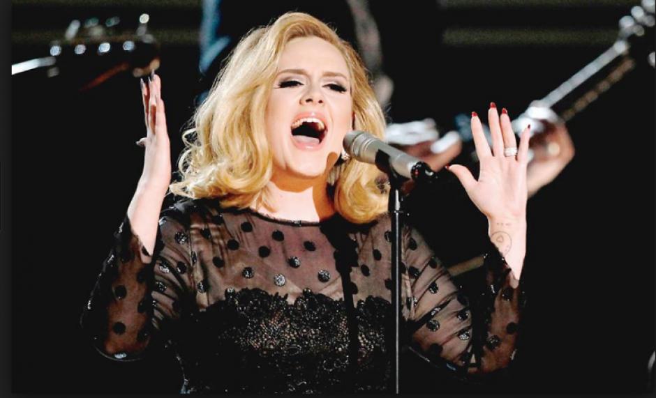 La cantante pidió que no la grabaran en el concierto. (Foto: elzol.lamusica.com)