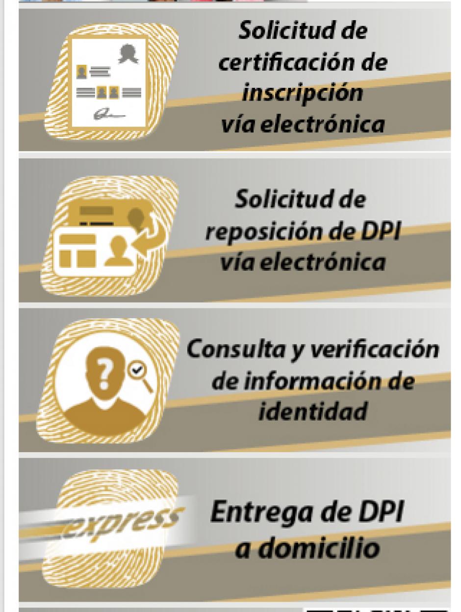 """Ingresa a la pagina web eportal.renap.gob.gt e ingresa a la pestaña """"Ciudadanos""""  (Foto: Captura de Pantalla)"""