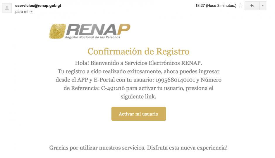Así puedes solicitar tu DPI en línea, sin colas, y recibirlo en casa ...