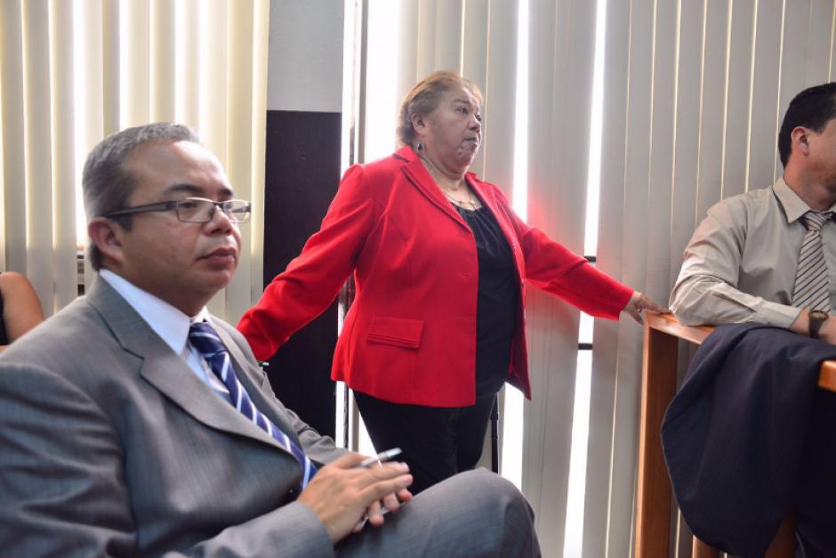 Según Eco, la jueza Sierra habría aceptado dinero a cambio de otorgar la medida sustitutiva. (Foto: Jesús Alfonso/Soy502)