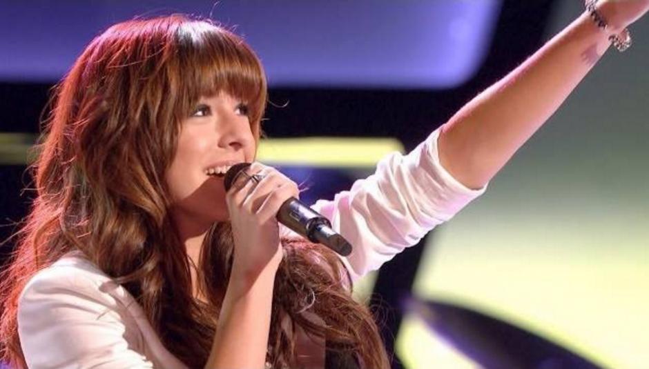 La cantante se dio a conocer en el programa The Voice. (Foto: The Voice)