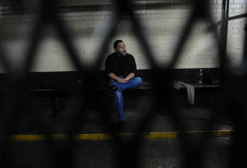 López Bonilla fue capturado esta mañana acusado de corrupción. (Foto: Alejandro Balán/Soy502)