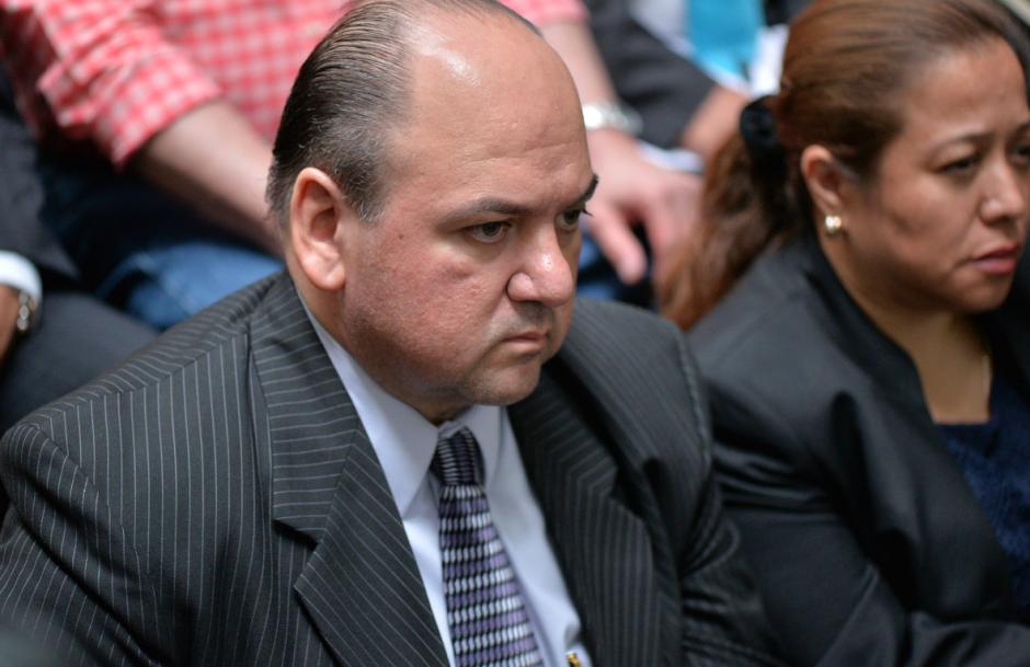 El exfiscal Mario Castañeda es uno de los abogados de Fernando Peña, presidente de Banrural. (Foto: Wilder López/Soy502)