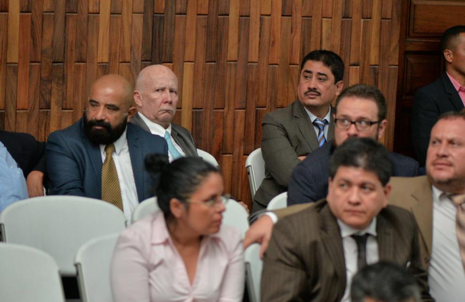 El abogado David Abbott que ha defendido a la expresidenta del CSJ, Beatriz Ofelisa de León, también es abogado en el caso. (Foto: Wilder López/Soy502)