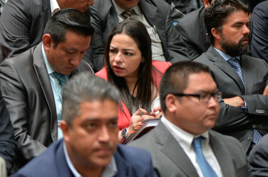 Jonathan Chévez es defendido por la abogada Bárbara Rosas. (Foto: Wilder López/Soy502)