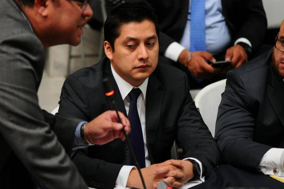 El exabogado de Baldetti, Mario Cano, actualmente tiene a su cargo la defensa de sí mismo. (Foto: Wilder López/Soy502)