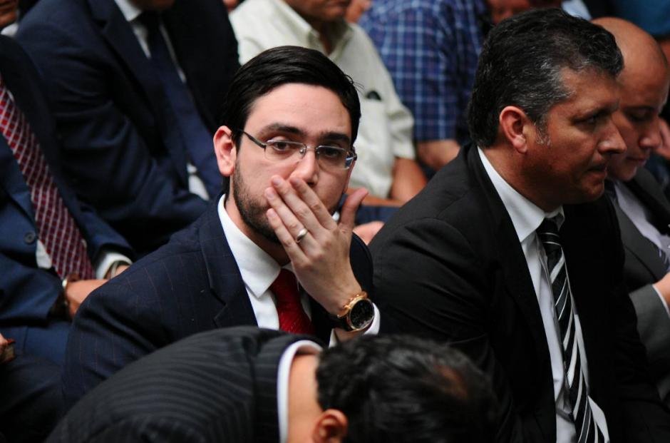Francisco Gallardo tiene a cargo la defensa de Juan Luis Ortiz, exfinancista del Partido Patriota. (Foto: Wilder López/Soy502)