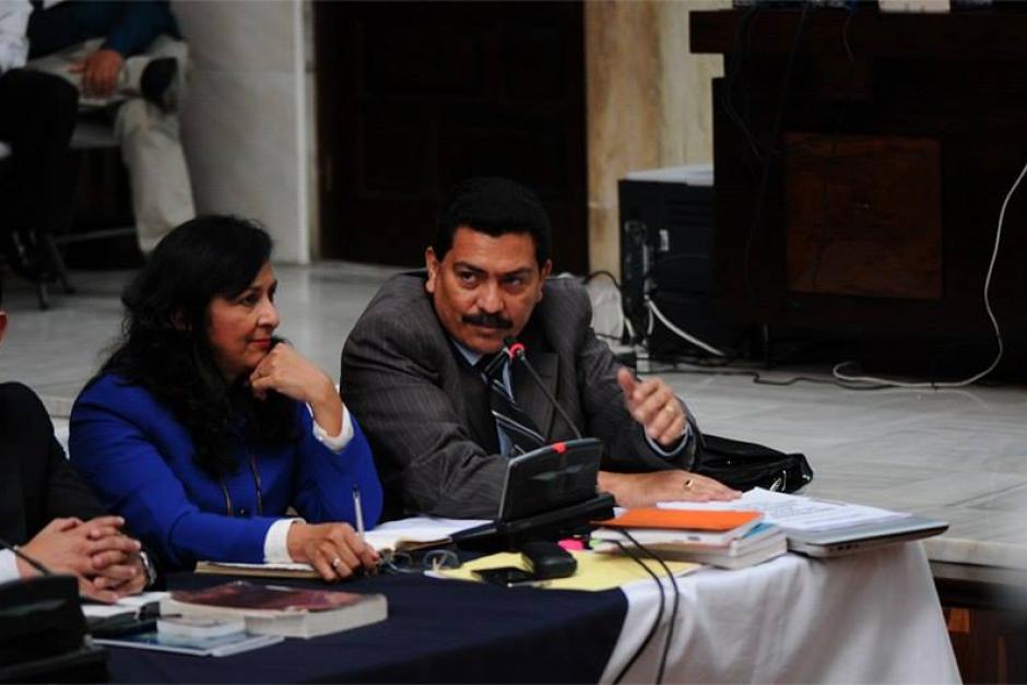 El abogado Francisco García Gudiel también figura entre los defensores del caso Cooptación del Estado. (Foto: Wilder López/Soy502)