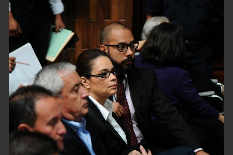 Fernando Guerra, hijo del reconocido abogado Telésforo Guerra, es el defensor de la exvicepresidenta Roxana Baldetti. (Foto: Wilder López/Soy502)