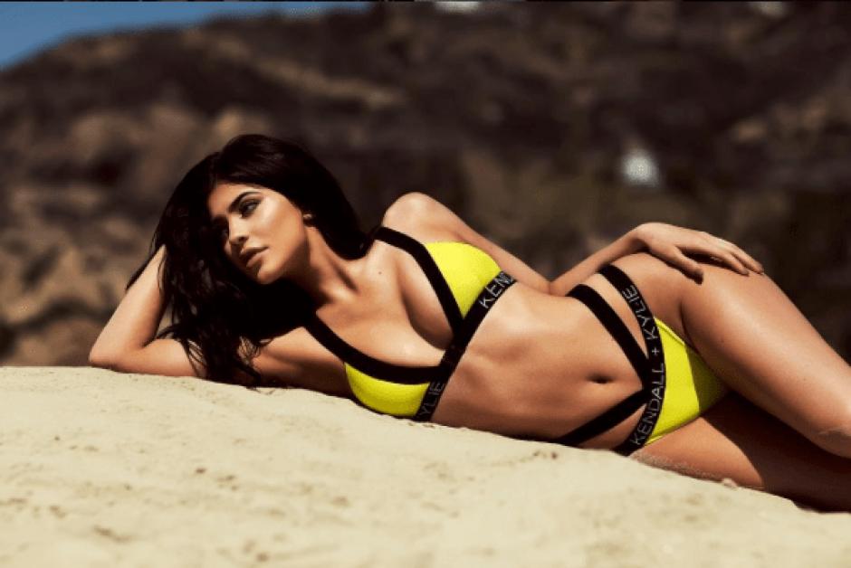 Kylie Jenner es una de las hermanas de Kim Kardashian. (Foto: @kyliejenner/Instagram)