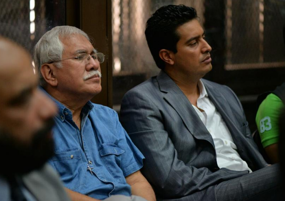 Según la investigación, Gallardo era uno de los operadores del exbinomio presidencial que facilitó contratos específicos en el Renap. (Foto: Archivo/Soy502)