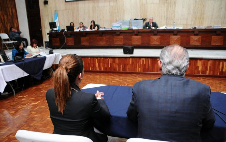 El juez Miguel Ángel Gálvez pidió los datos a la exdiputada. (Foto: Alejandro Balan/Soy502)