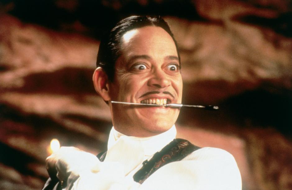 Raúl Juliá, el actor nacido en Puerto Rico, interpretó a Homero Adams. Él falleció en 1994. (Foto: Archivo)