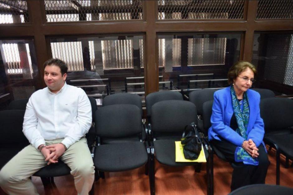 El proceso contra Roberto Barreda y la expresidenta de la CSJ, Beatriz Ofelia de León, por la desaparición de Cristina Siekavizza. (Foto: Archivo/Soy502)