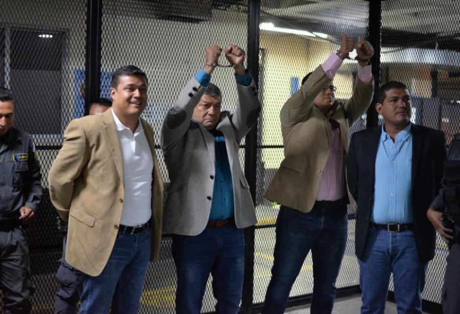 El caso contra Walter Obdulio Mendoza y su familia por el despojo de tierras. (Foto: Archivo/Soy502)