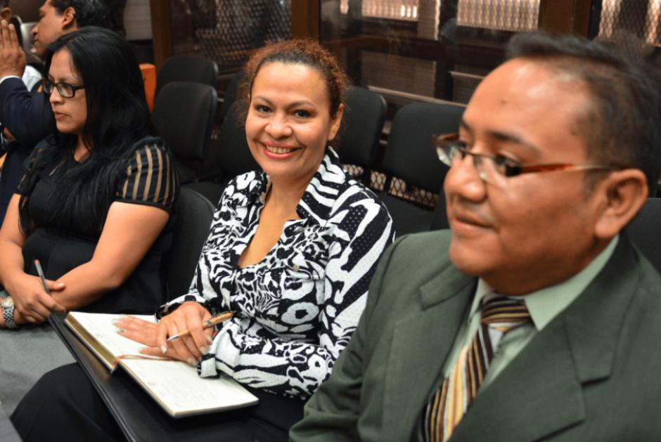 El caso en el que se acusa a Mónica Rivas de planificar el asesinato de su esposo el empresario Byron Salazar. (Foto: Archivo/Soy502)