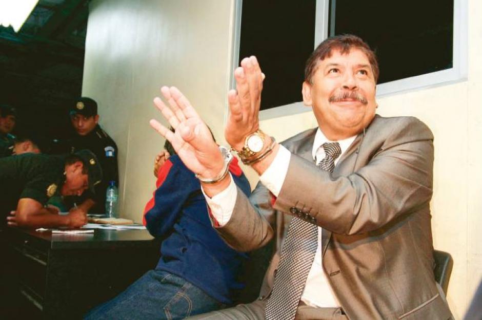 El proceso contra los exalcaldes de Antigua Adolfo Vivar y Edgar Ruiz por el desvío de fondos de la Comuna. (Foto: Archivo/Soy502)