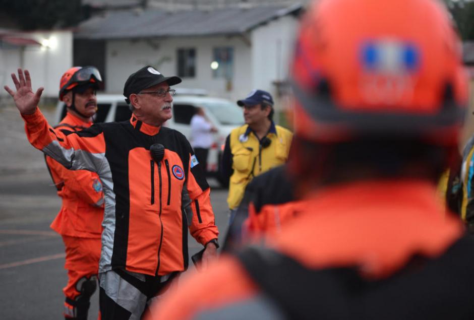 Cabañas era el Administrador de Emergencias y Desastres de la institución. (Foto: Archivo/Soy502)