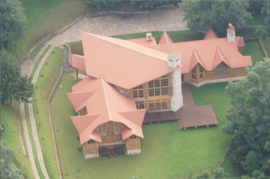 Entre las propiedades figura la Finca La Montagna, ubicada en Tecpán, Chimaltenango. (Foto: MP)