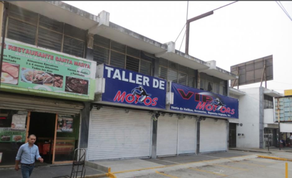 Un edificio a nombre de Valser, fue utilizado por Baldetti como parte del pago de los servicios del abogado Mario Cano. (Foto: MP)