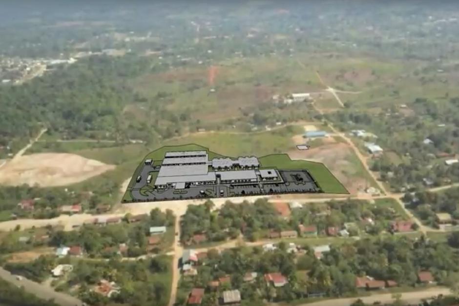 Construir un Hospital en Playa Grande Ixcán era una solución que permitiría atender a los 102 mil habitantes. (Foto: Captura de Pantalla)