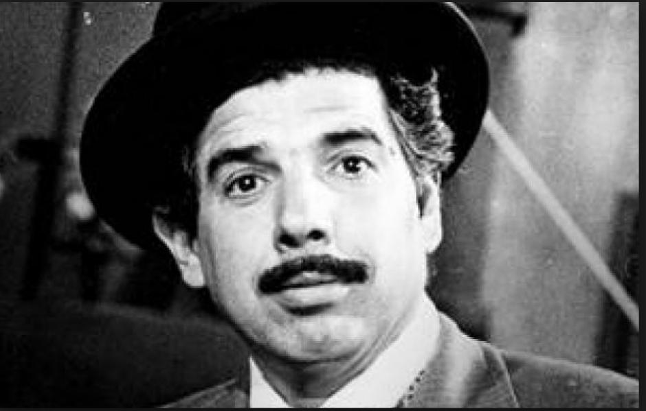 """Interpretó al """"Profesor Jirafales"""" en El Chavo del 8. (Foto: El Universal)"""