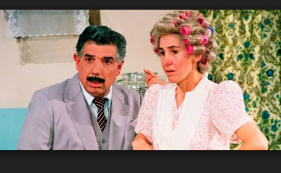 """""""Doña Florinda"""" era su amor eterno. (Foto: El Universal)"""
