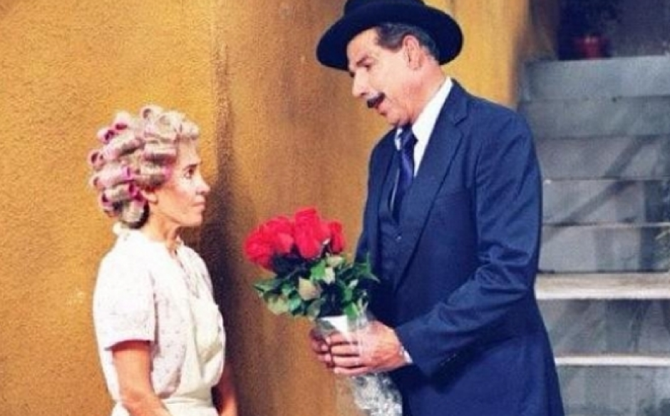 Durante la serie siempre intentó conquistar a Doña Florinda. (Foto: El Universal)