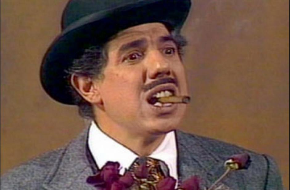 El actor Ruben Aguirre murió a los 82 años. (Foto: cultura.elpais.com)