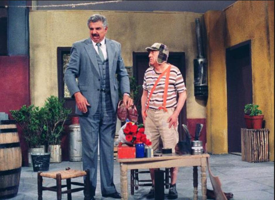 """El """"maestro longaniza"""" le decía el Chavo del 8. (Foto: El Universal)"""