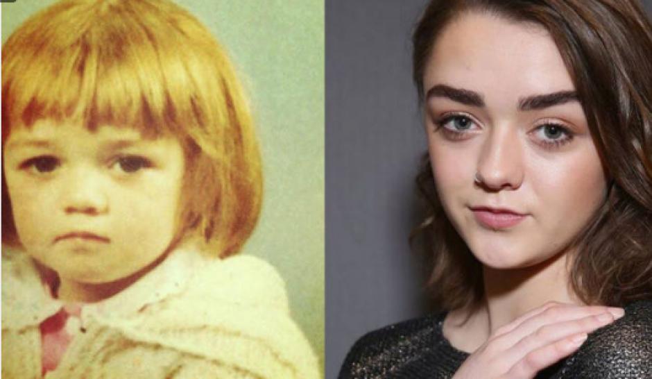 Maisie Williams interpreta a Arya Stark. (Foto: Cien Radios)