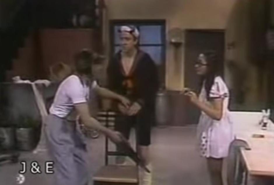 La violencia es recurrente en dicho episodio. (Imagen: Captura de pantalla)