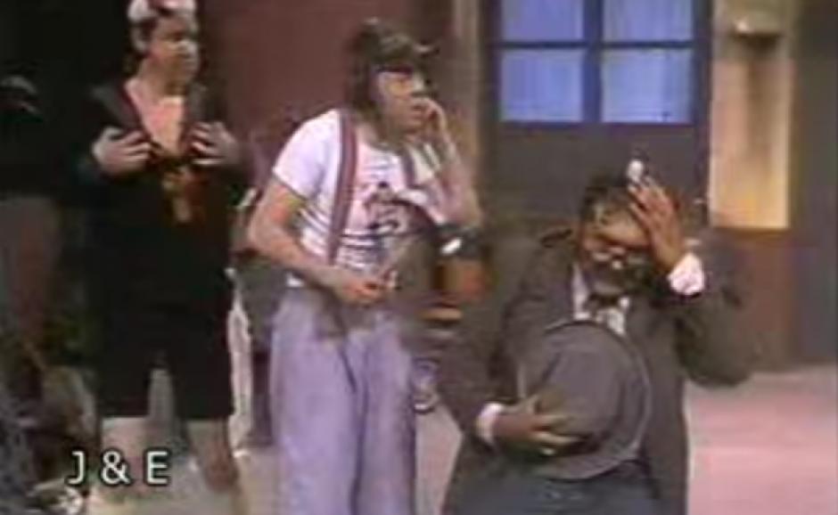 Un martillo también toma el protagonismo en el episodio. (Imagen: Captura de pantalla)