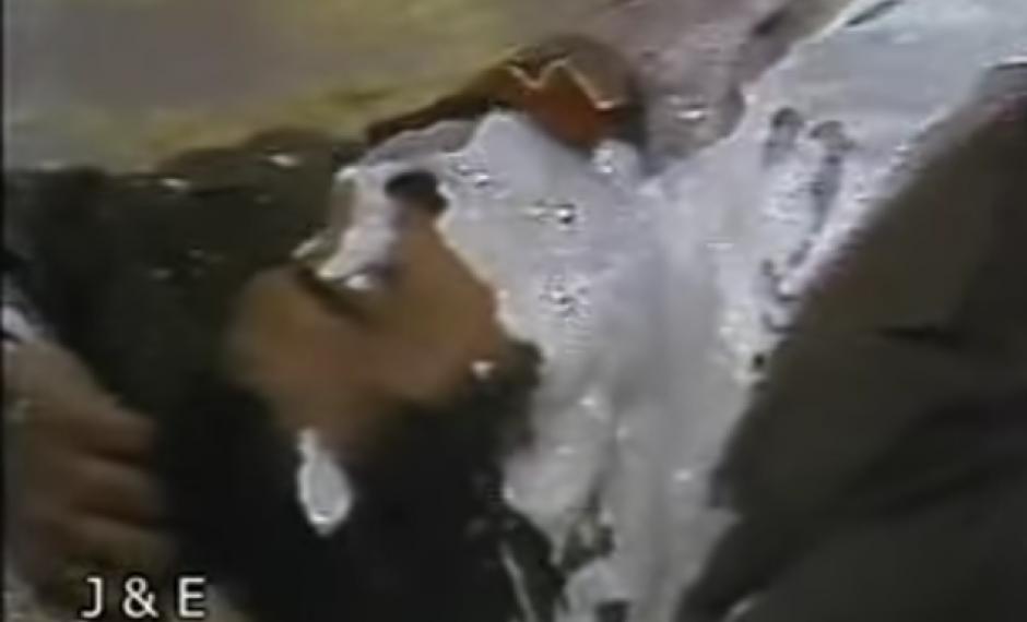 El señor Barriga es quien más sale perjudicado en el episodio censurado. (Imagen: Captura de pantalla)