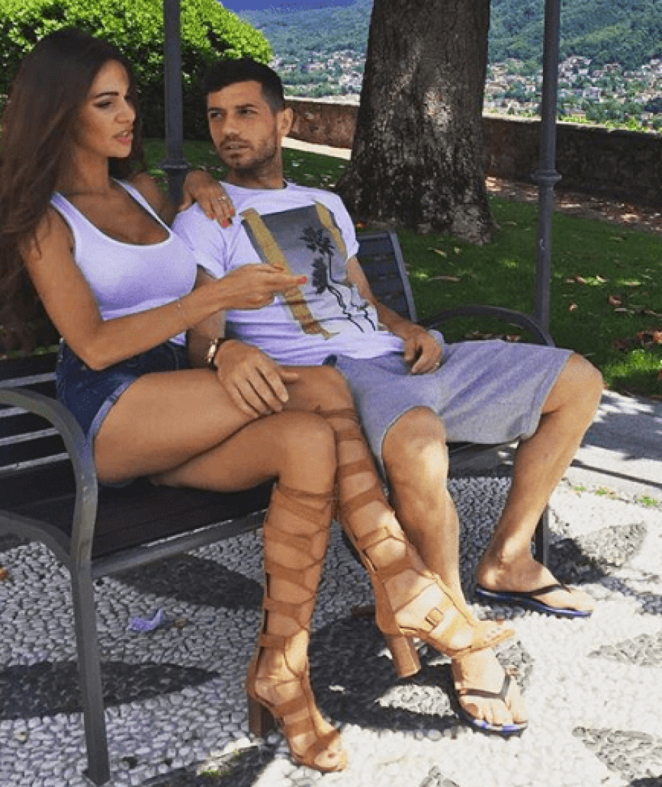 Italia es el lugar en el que la fama de Erjona ha aumentado en los últimos meses. (Foto: Instagram)