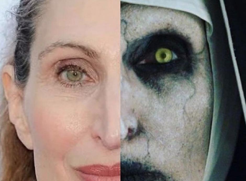 La comparación de imágenes se ha viralizado. (Foto: canal44.com)