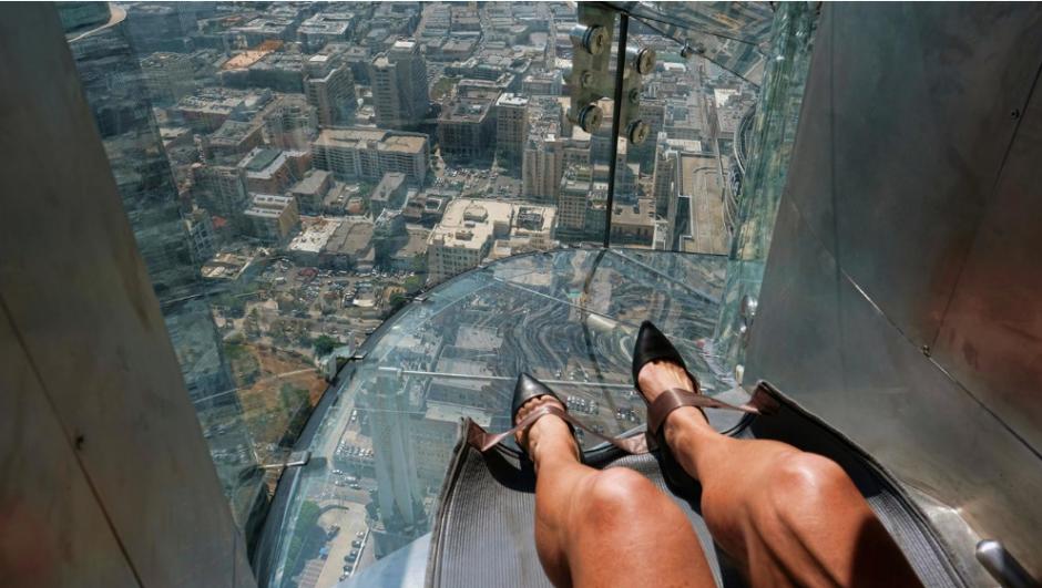 En Los Ángeles este es el nuevo atractivo turístico. (Foto: lanacion.com.ar)