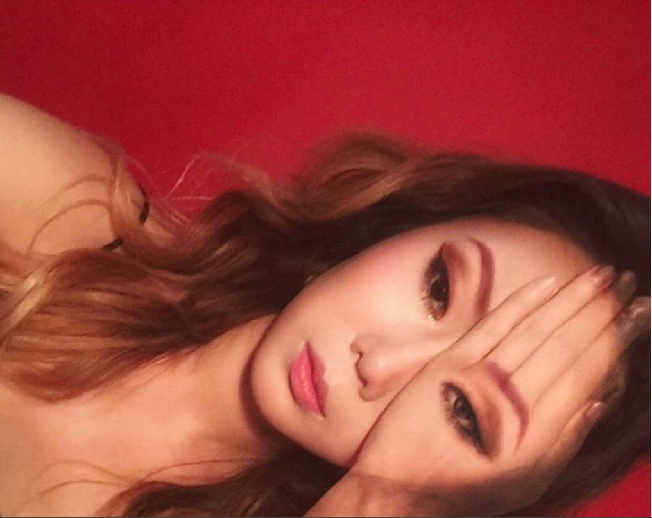 La artista coreana ha aumentado el número de seguidores en las redes sociales por sus curiosos trazos. (Foto: Instagram Dain Yoon)