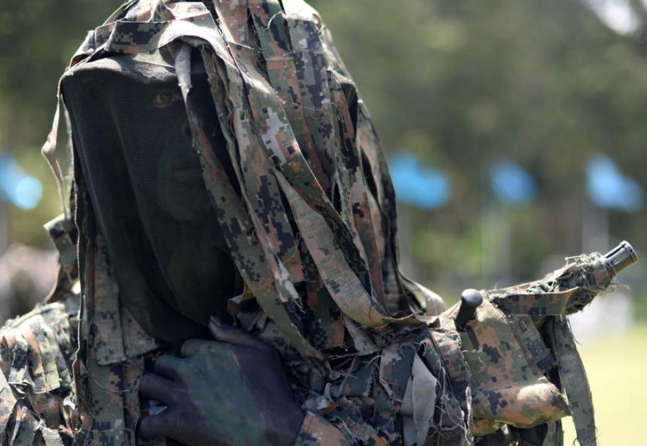 El desfile del Día del Ejército se dejó de realizar en 2011. (Foto: Archivo/Soy502)