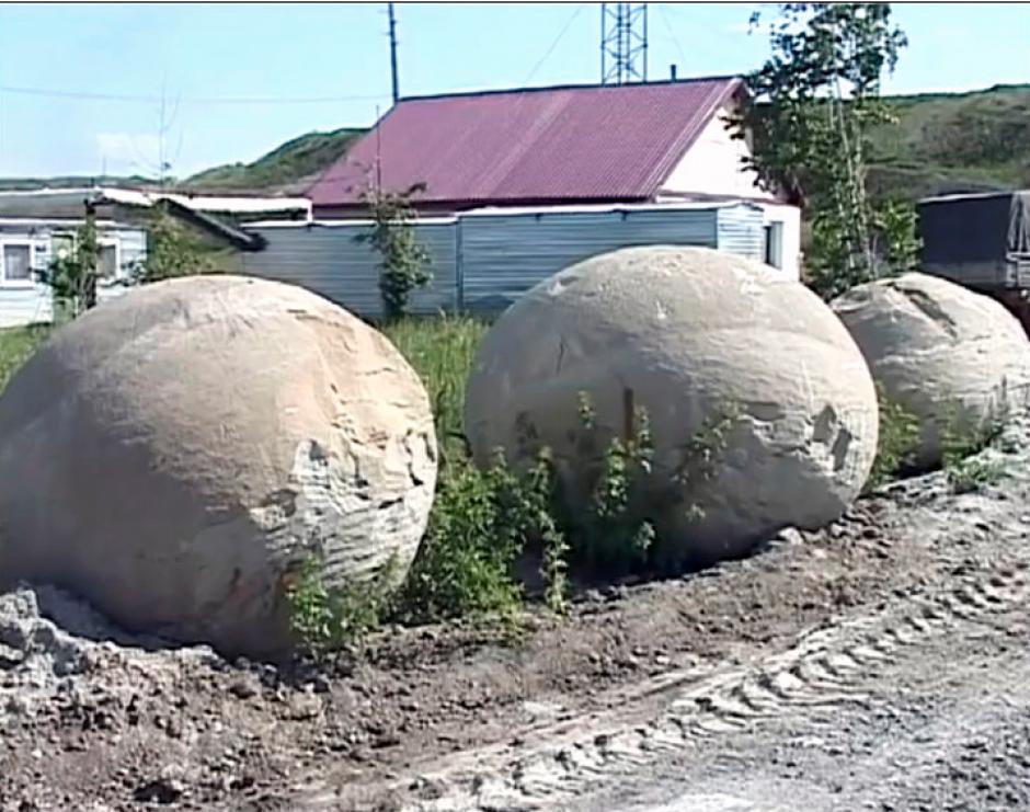"""Las rocas fueron calificadas como """"jurásicas"""". (Foto: Siberian Times)"""
