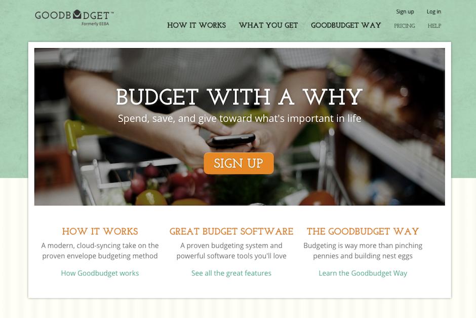 Goodbudget, un presupuesto para los que saben lo que quieren. Foto: Alejandro Balán/Soy502)