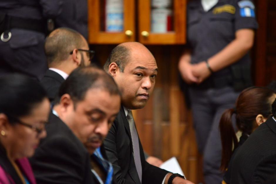 Estrada es parte del equipo de abogados defensores de la exvicemandataria. (Foto: Jesús Alfonso/Soy502)