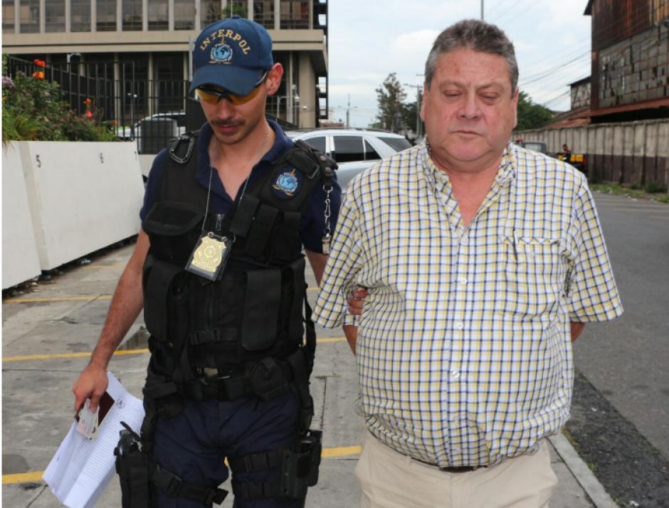 Entre otros delitos está el de posesión ilegal de droga. (Foto: PNC)