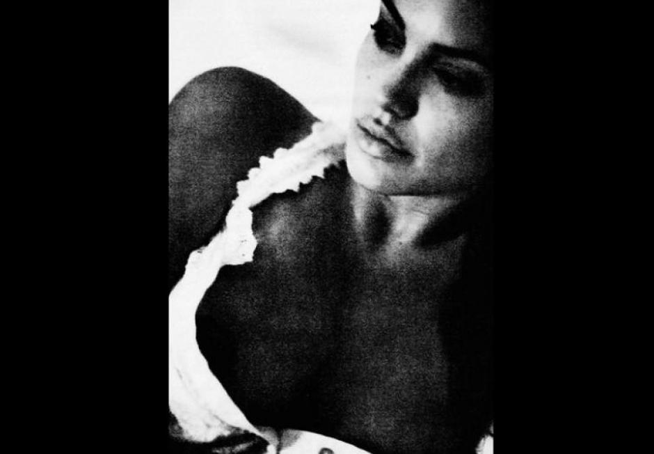 En ellas se observa a una Angelina relajada. (Foto: W Magazine)