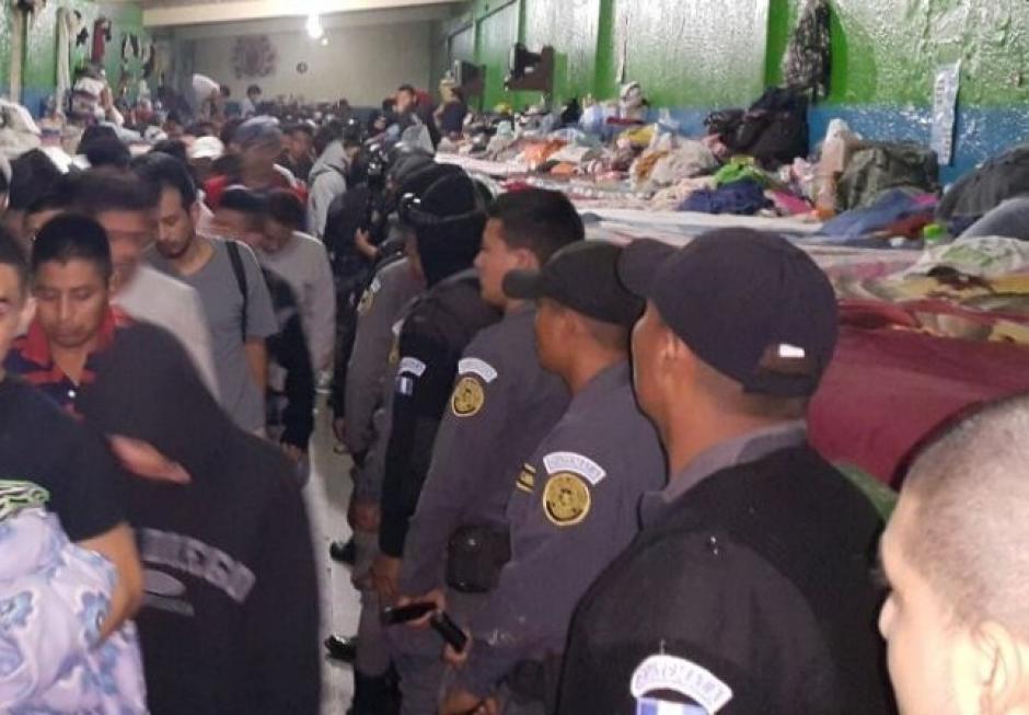 El Preventivo cuenta con una población de casi 5 mil reclusos. (Foto: DGSP)